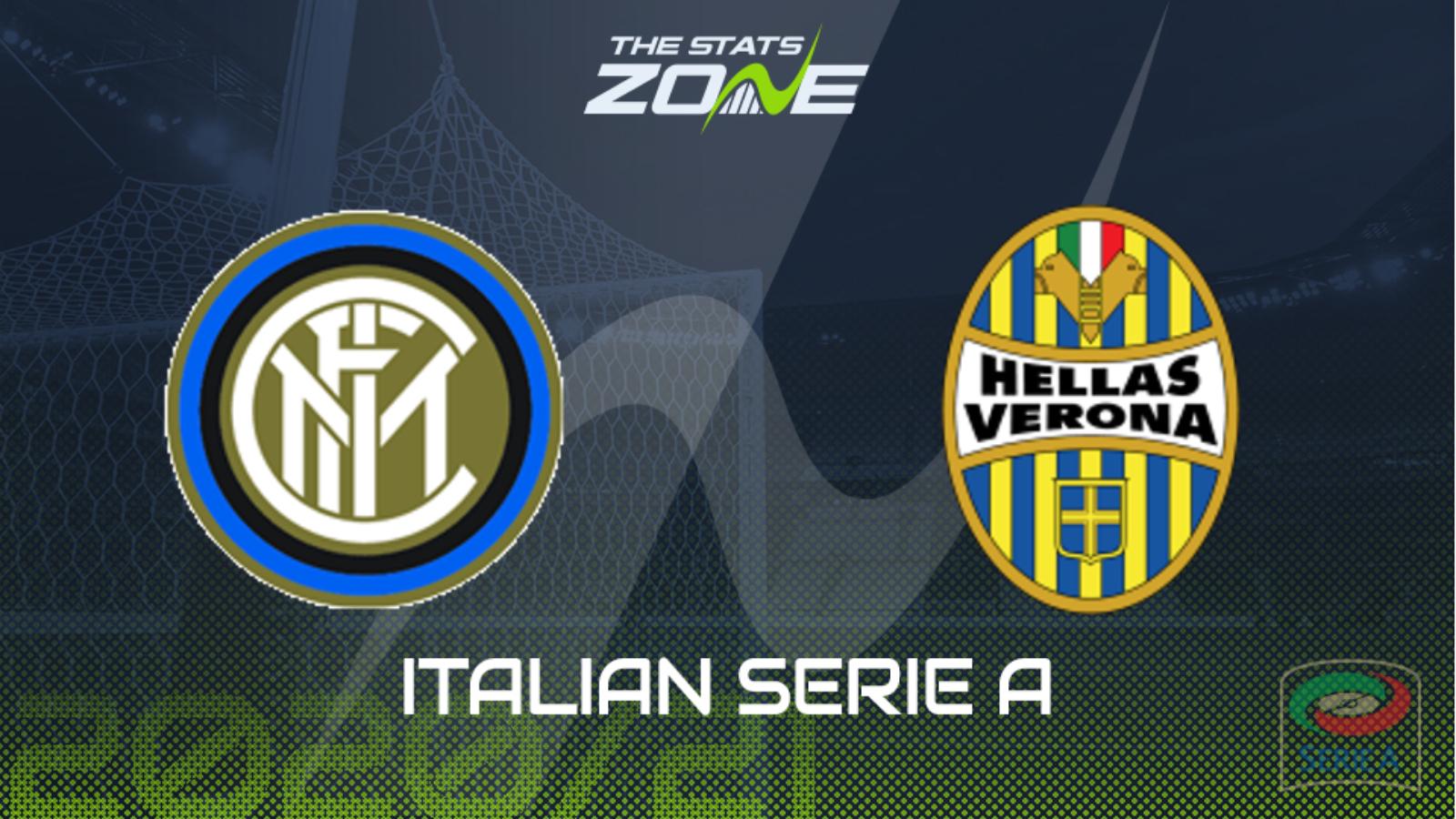 Inter Milan vs Hellas Verona Full Match – Serie A 2020/21