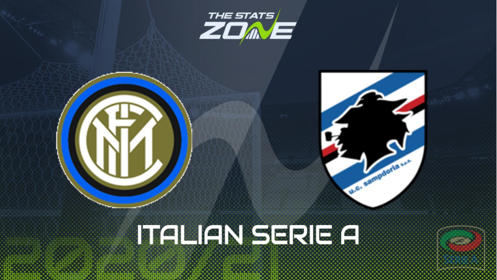 Inter Milan vs Sampdoria Full Match – Serie A 2020/21