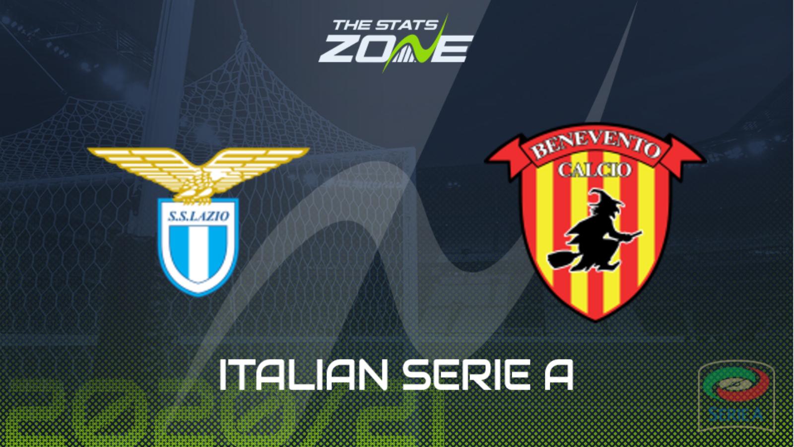 Lazio vs Benevento Full Match – Serie A 2020/21