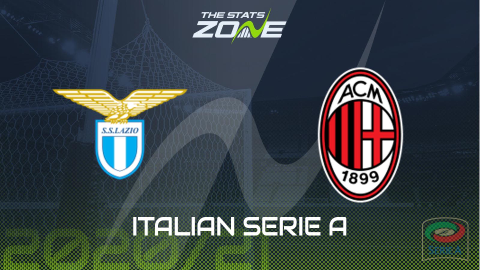 Lazio vs AC Milan Full Match – Serie A 2020/21