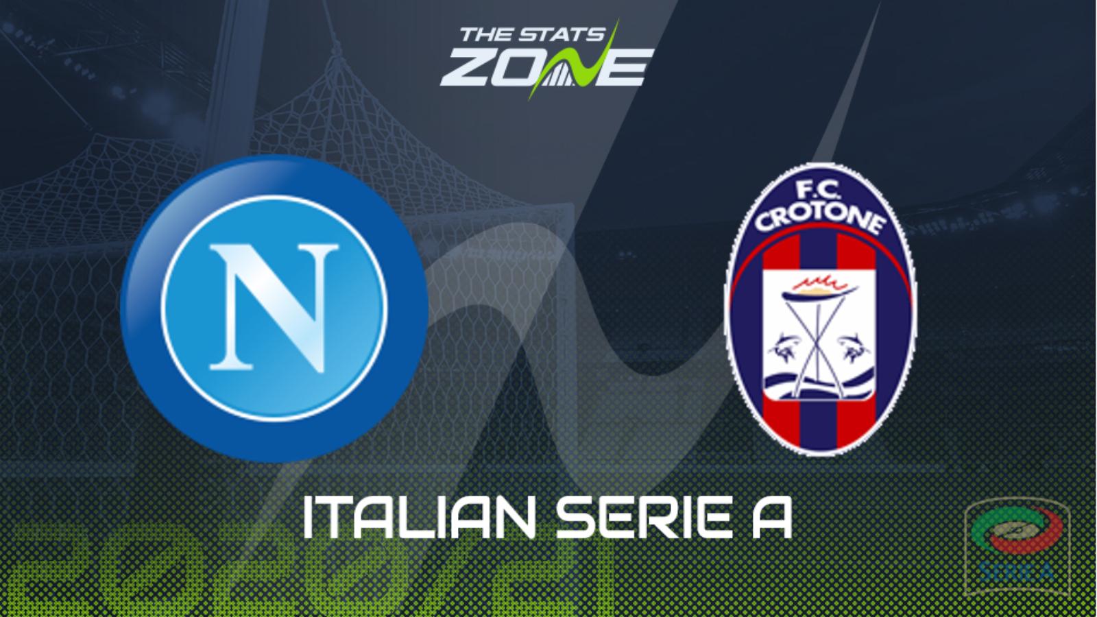 Napoli vs Crotone Full Match – Serie A 2020/21