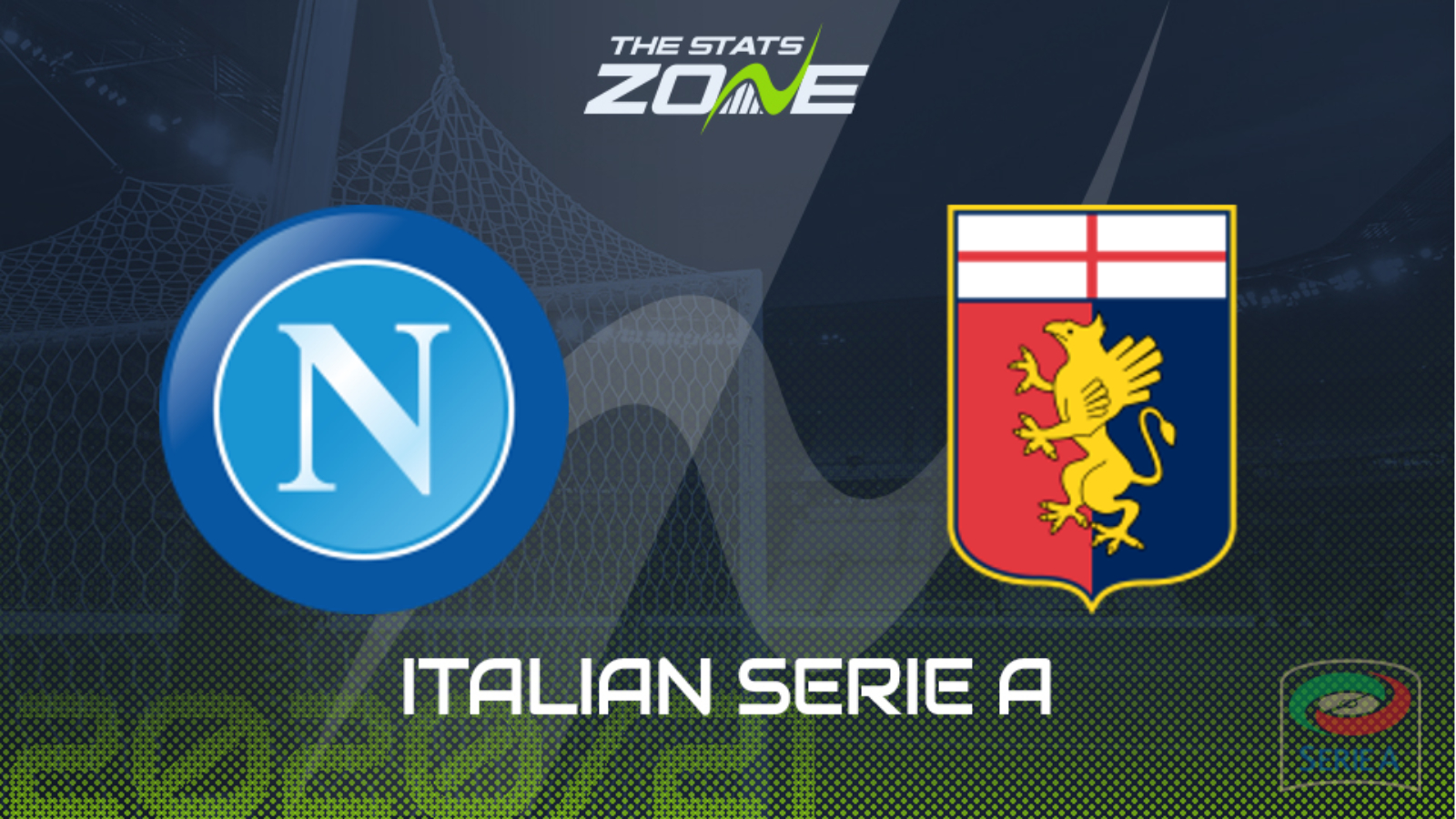 2020 21 Serie A Napoli Vs Genoa Preview Prediction The Stats Zone