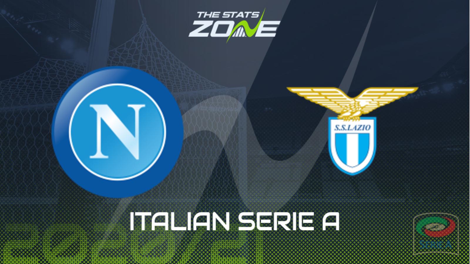 Napoli vs Lazio Full Match – Serie A 2020/21
