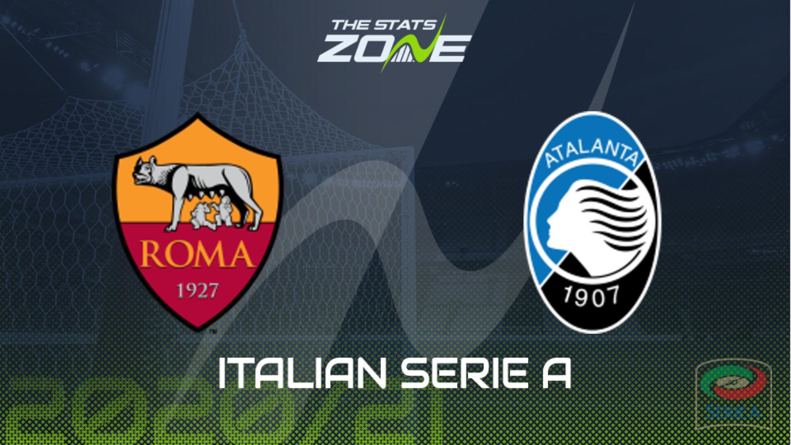 AS Roma vs Atalanta Full Match – Serie A 2020/21