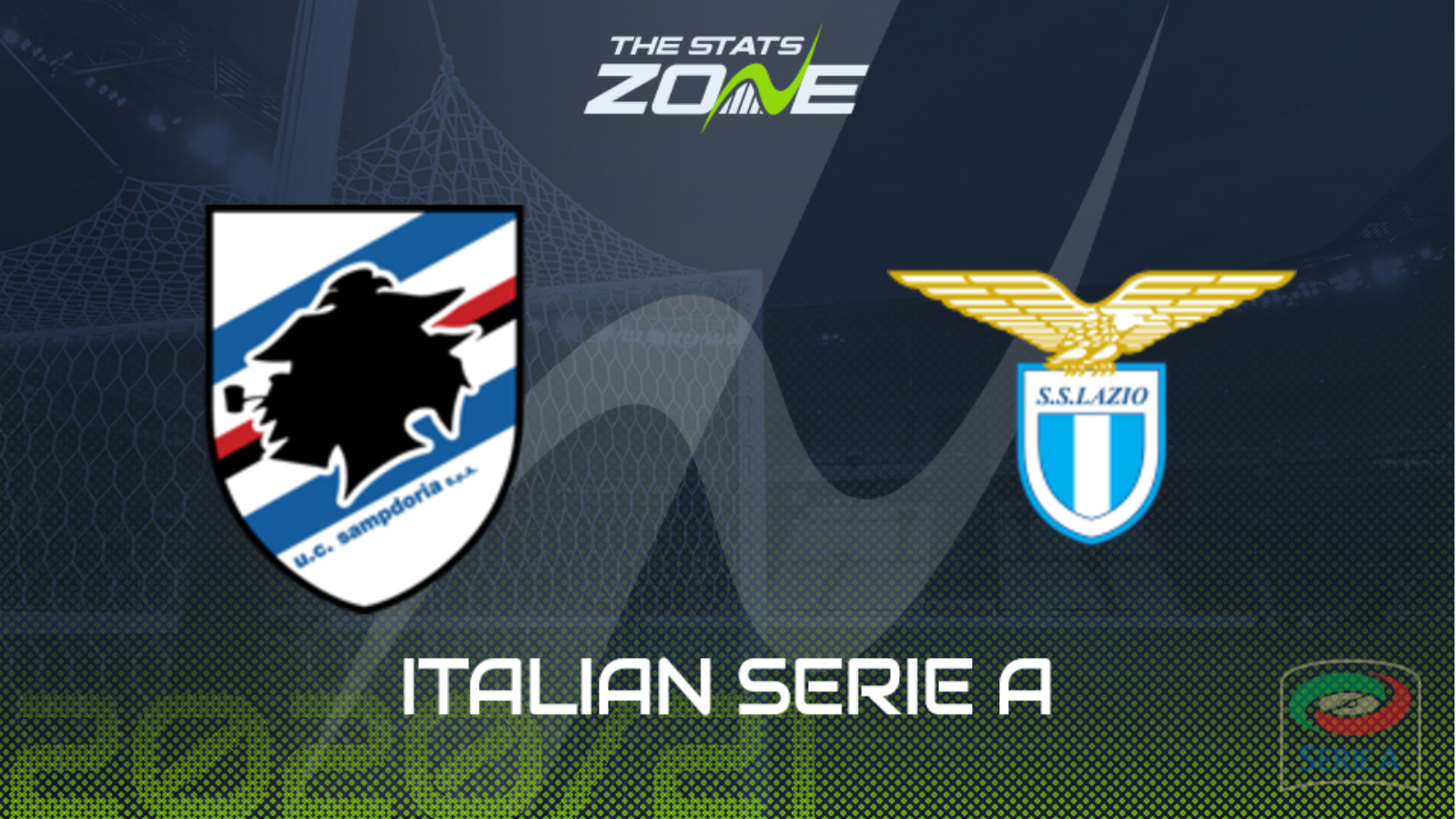 2020-21 Serie A – Sampdoria vs Lazio Preview & Prediction - The Stats Zone