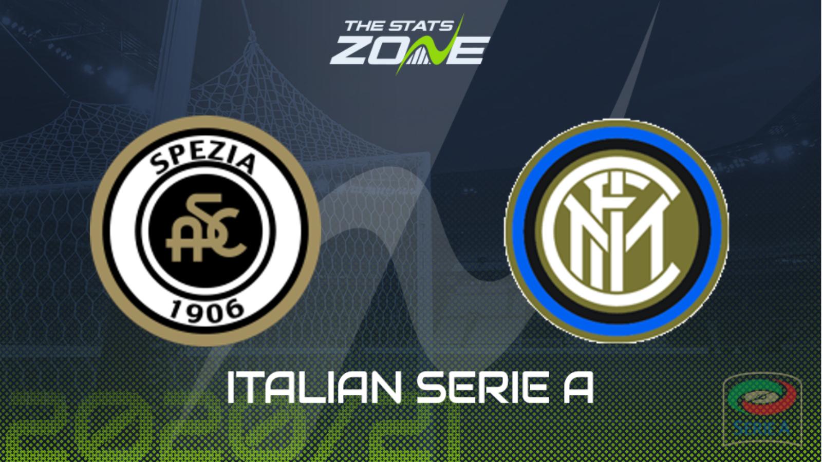 Spezia vs Inter Milan Full Match – Serie A 2020/21