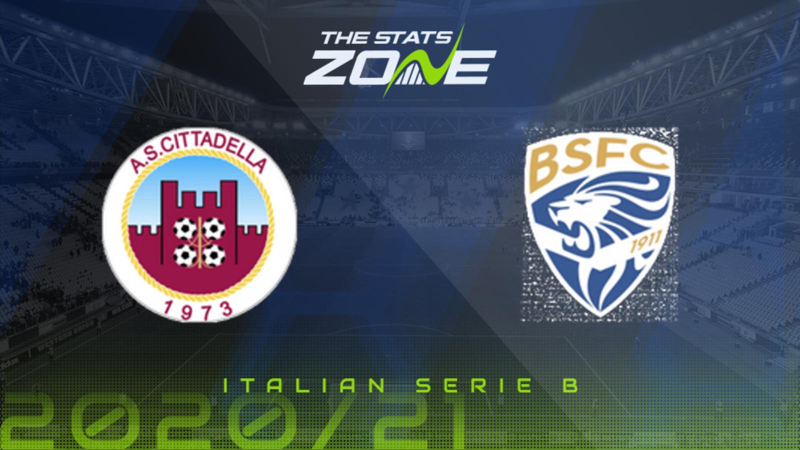 2020-21 Serie B – Cittadella vs Brescia Preview & Prediction - The Stats  Zone