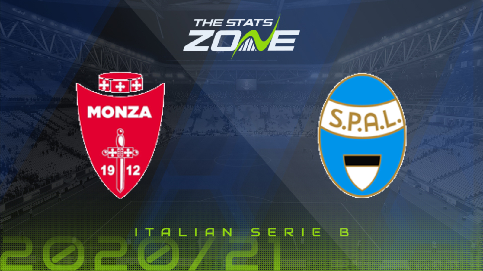 2020-21 Serie B – Monza vs SPAL Preview & Prediction - The Stats Zone