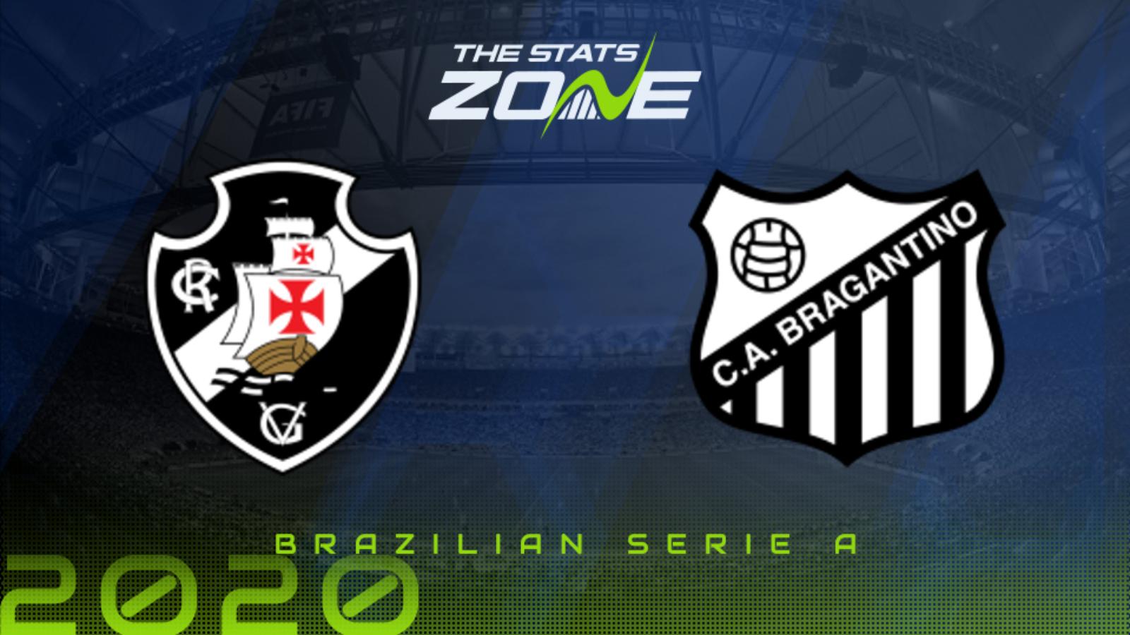 2020 Brazilian Serie A Vasco Da Gama Vs Rb Bragantino Preview Prediction The Stats Zone