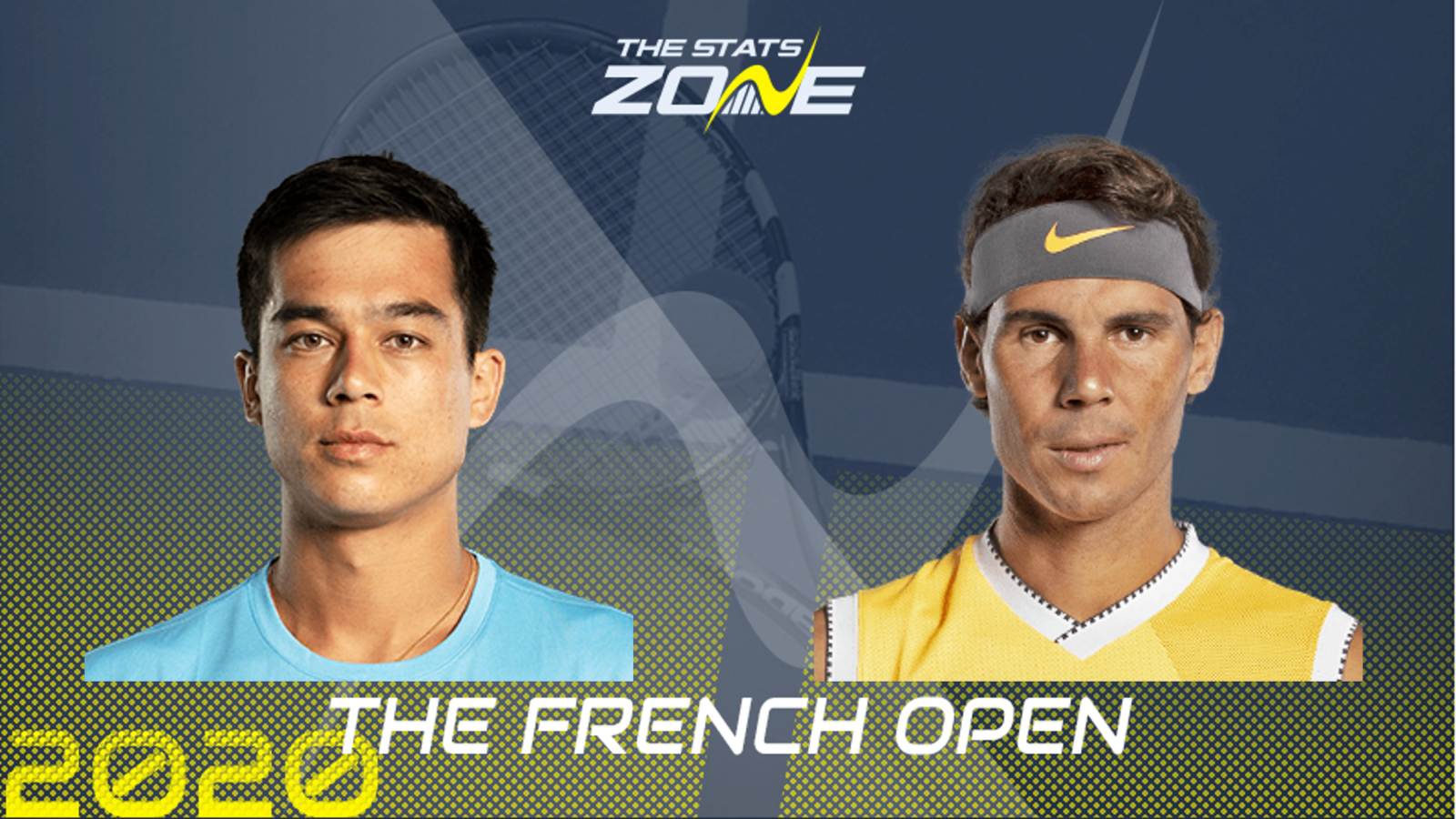 2020 French Open Second Round Mackenzie Mcdonald Vs Rafael Nadal Preview Prediction The Stats Zone