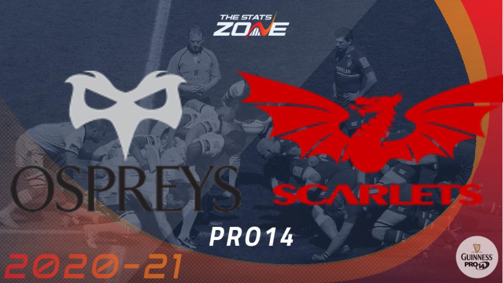 scarlets v ospreys betting trends