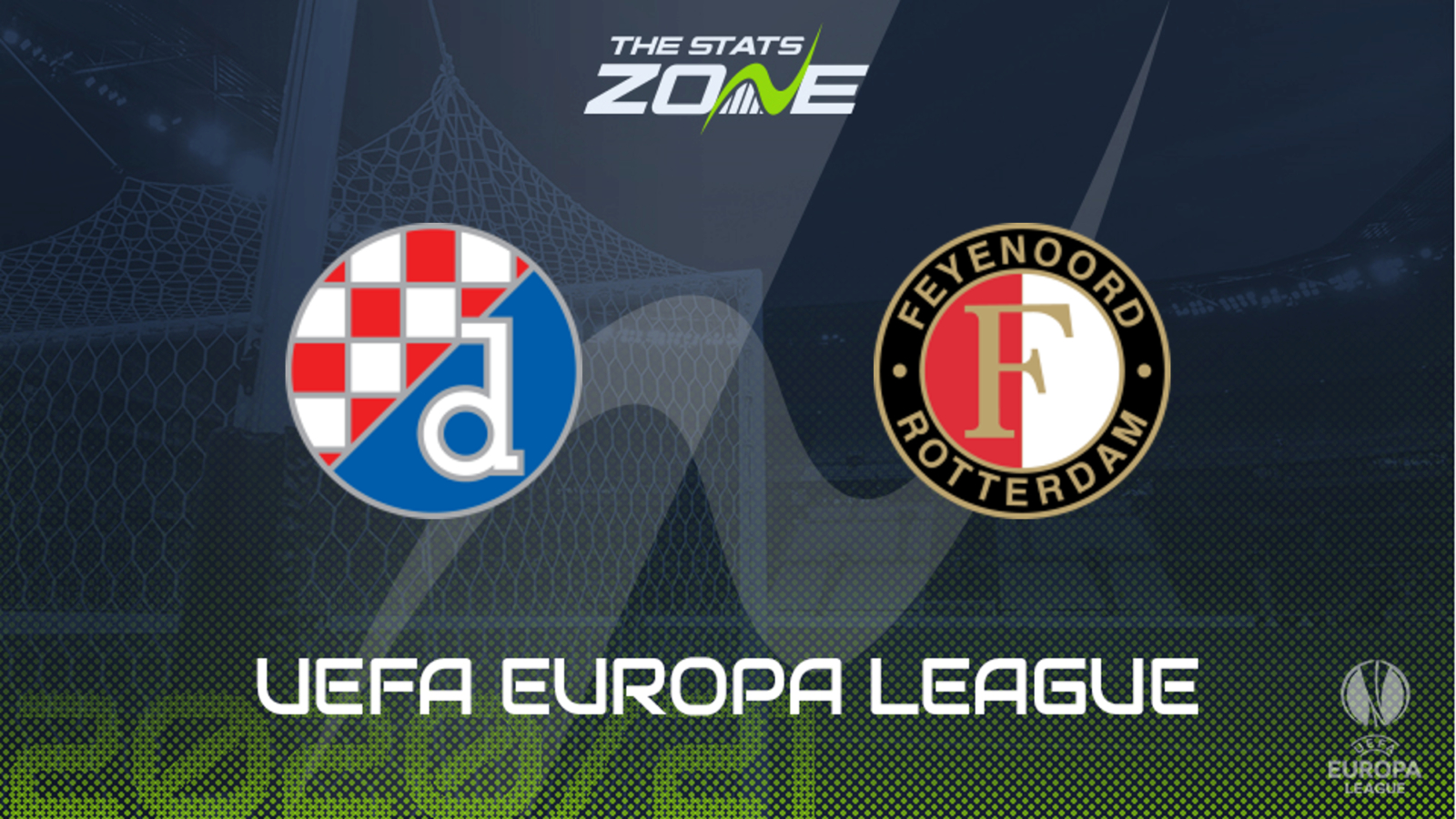 2020 21 Uefa Europa League Dinamo Zagreb Vs Feyenoord Preview Prediction The Stats Zone