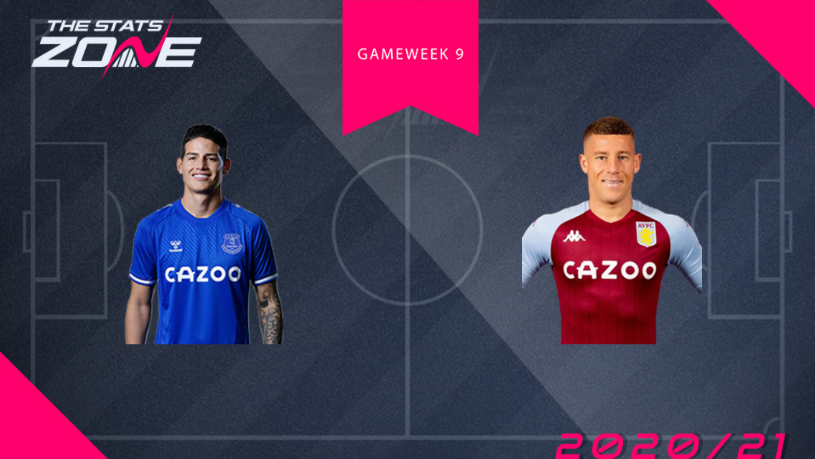 FPL Gameweek 9 – head-to-head comparisons: James Rodriguez ...