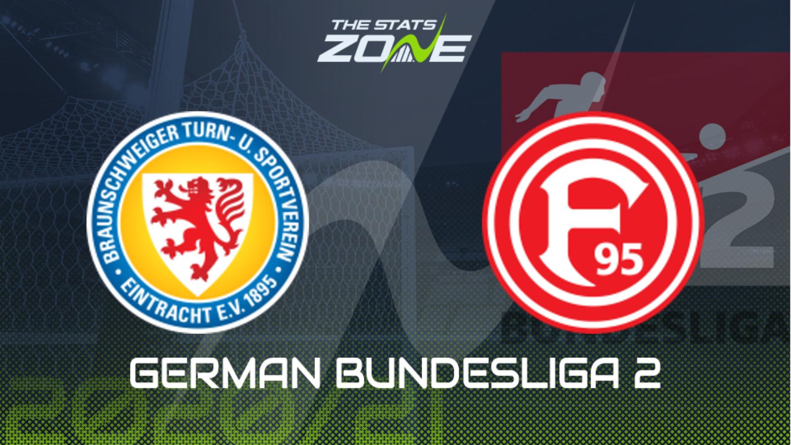 2020 21 German Bundesliga 2 Eintracht Braunschweig Vs Fortuna Dusseldorf Preview Prediction The Stats Zone