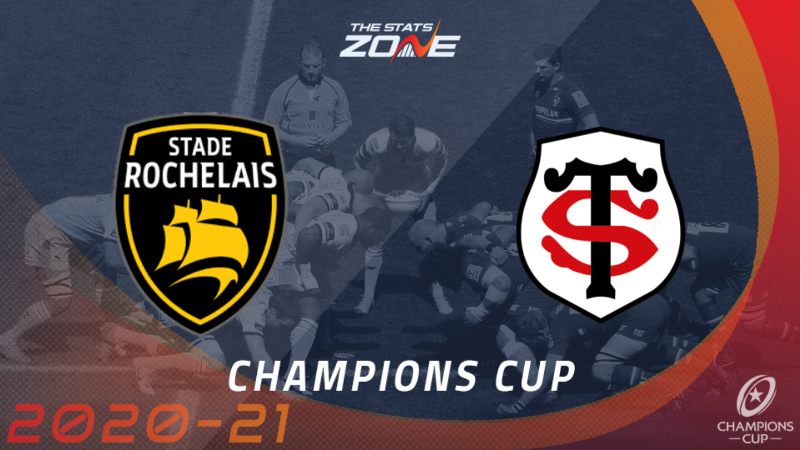 2020-21 European Rugby Champions Cup Final – La Rochelle vs Toulouse  Preview & Prediction - The Stats Zone
