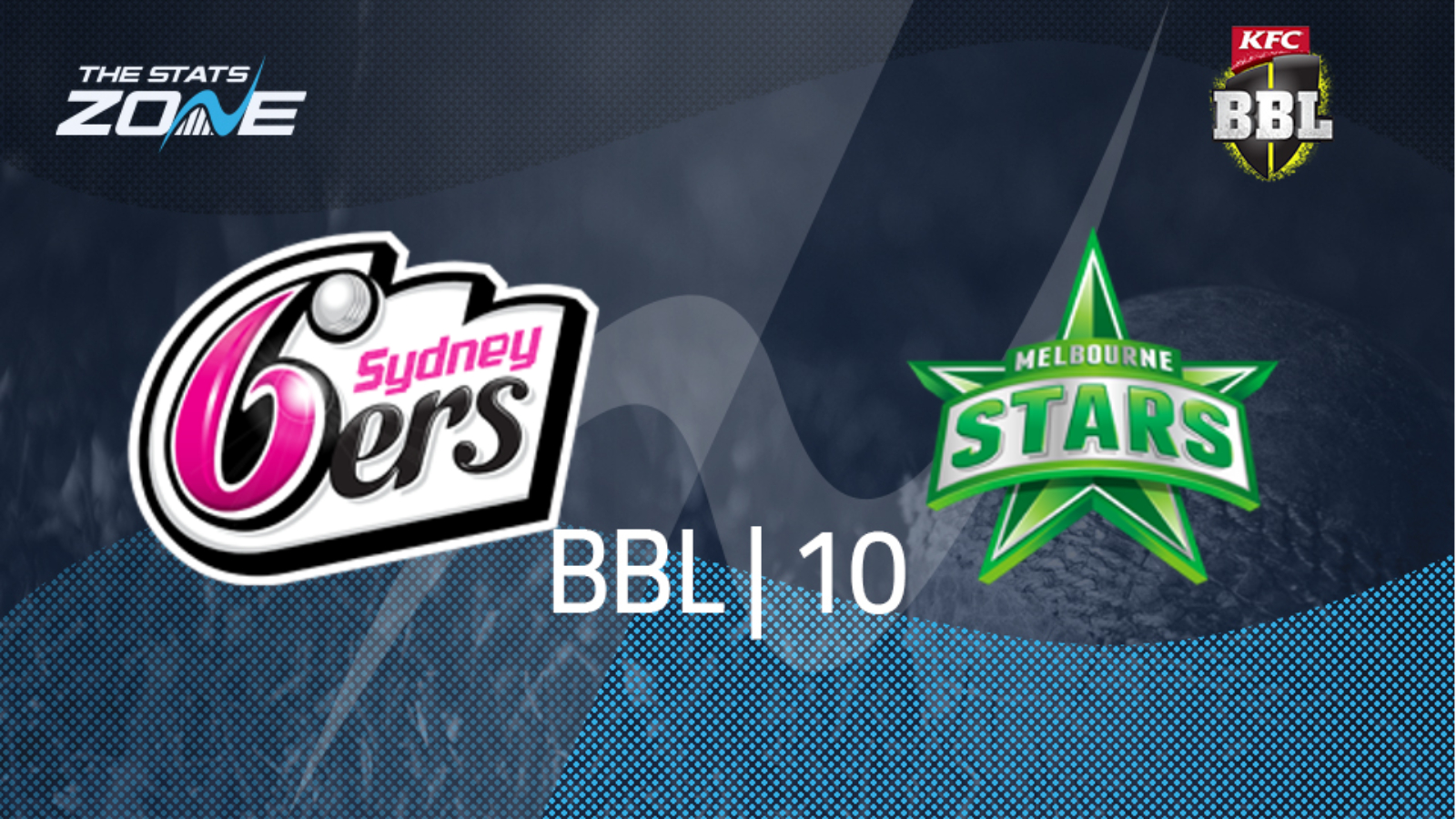 Sydney sixers vs melbourne stars betting previews bodog betting sports