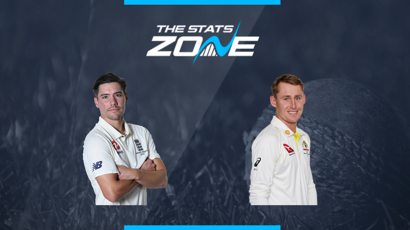 Ashes 4th Test Head To Head Comparisons Rory Burns Vs Marnus Labuschagne The Stats Zone