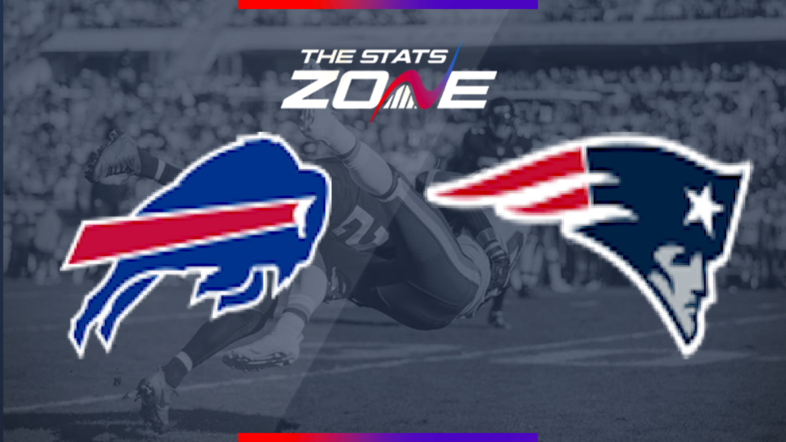 2019 Nfl Buffalo Bills New England Patriots Preview Pick The Stats Zone