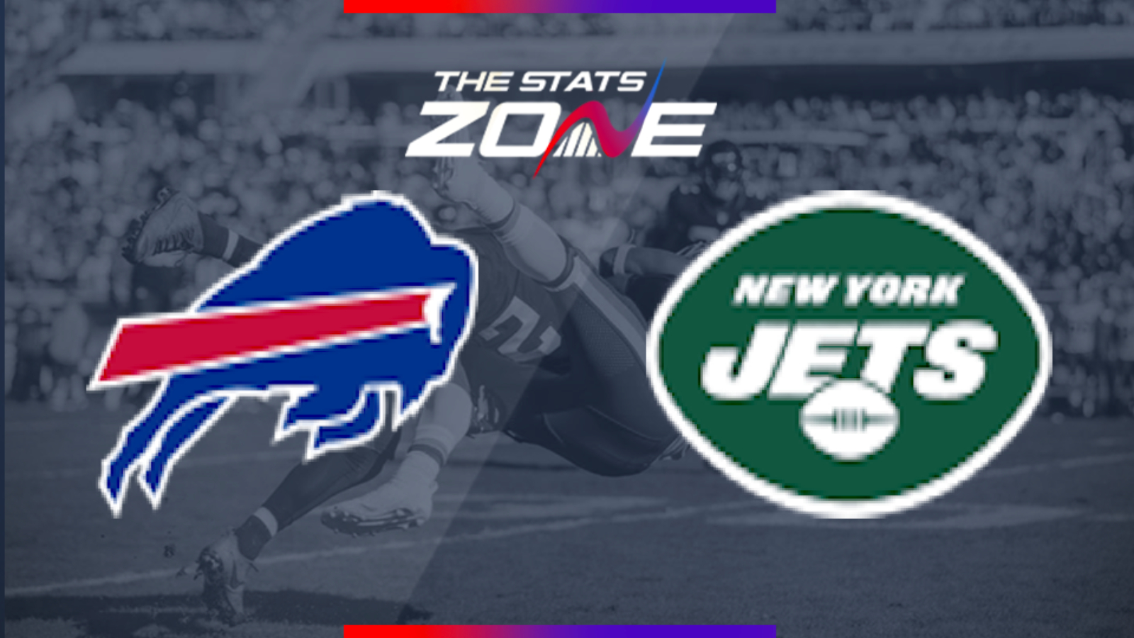2019 Nfl Buffalo Bills New York Jets Preview Prediction The Stats Zone
