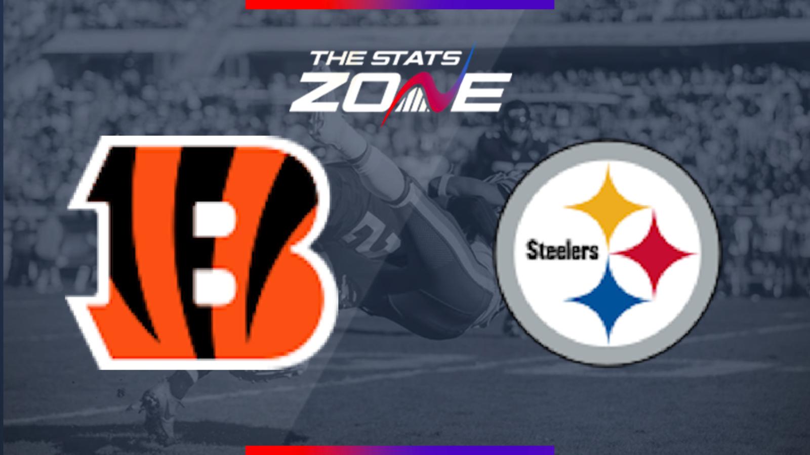 2019 Nfl Cincinnati Bengals Pittsburgh Steelers Preview