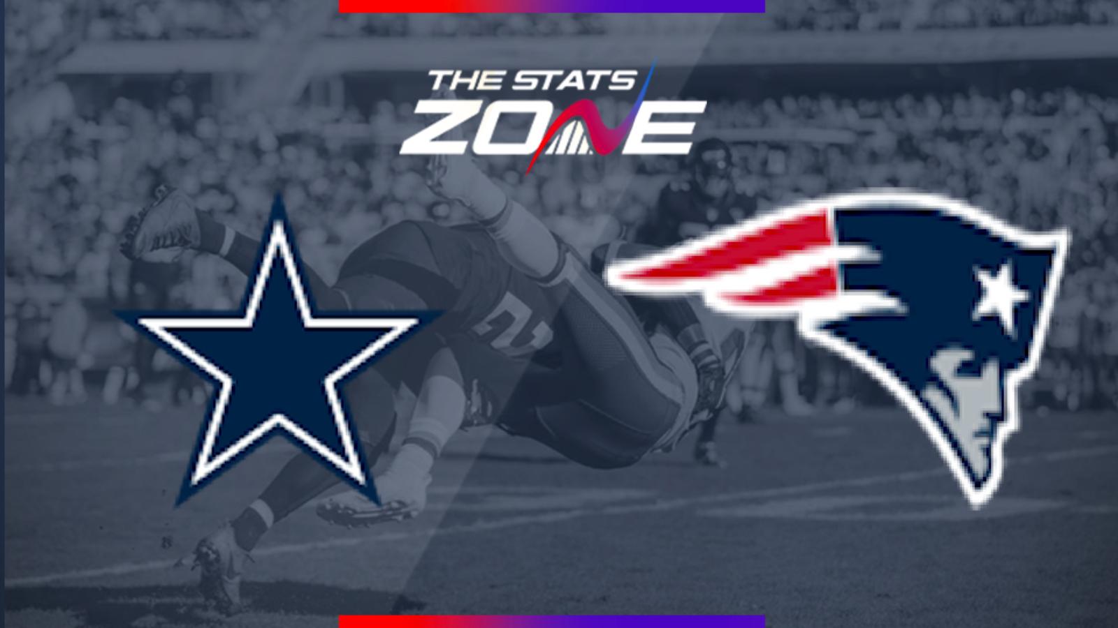 2019 Nfl Dallas Cowboys New England Patriots Preview