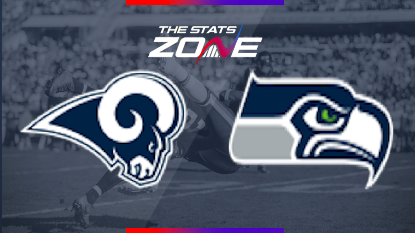 2019 Nfl Los Angeles Rams Seattle Seahawks Preview Prediction The Stats Zone
