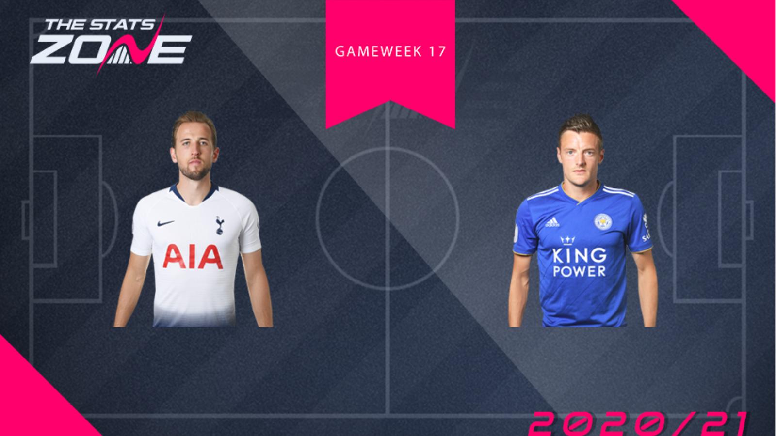 FPL Gameweek 17 – head-to-head comparisons: Harry Kane vs ...