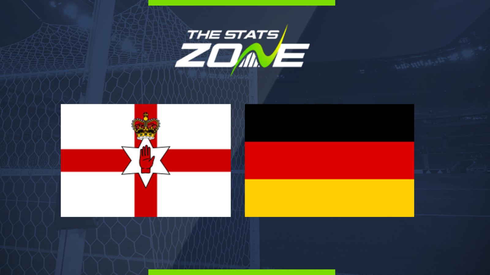 Deutschland Vs Irland 2021