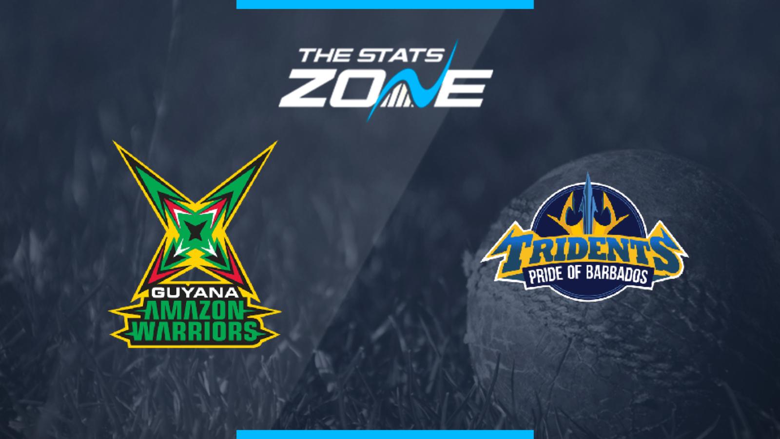 Amazon Warriors Fotos caribbean premier league 2019 qualifier 1 – guyana amazon