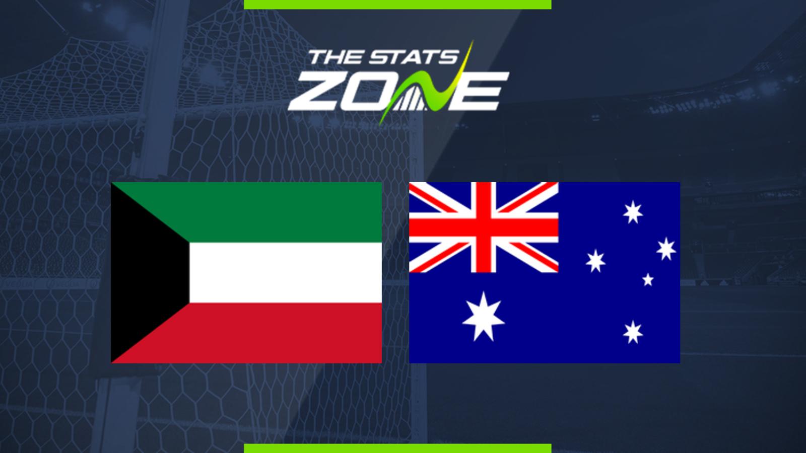 2022 FIFA World Cup Qualifiers – Kuwait vs Australia Preview ...
