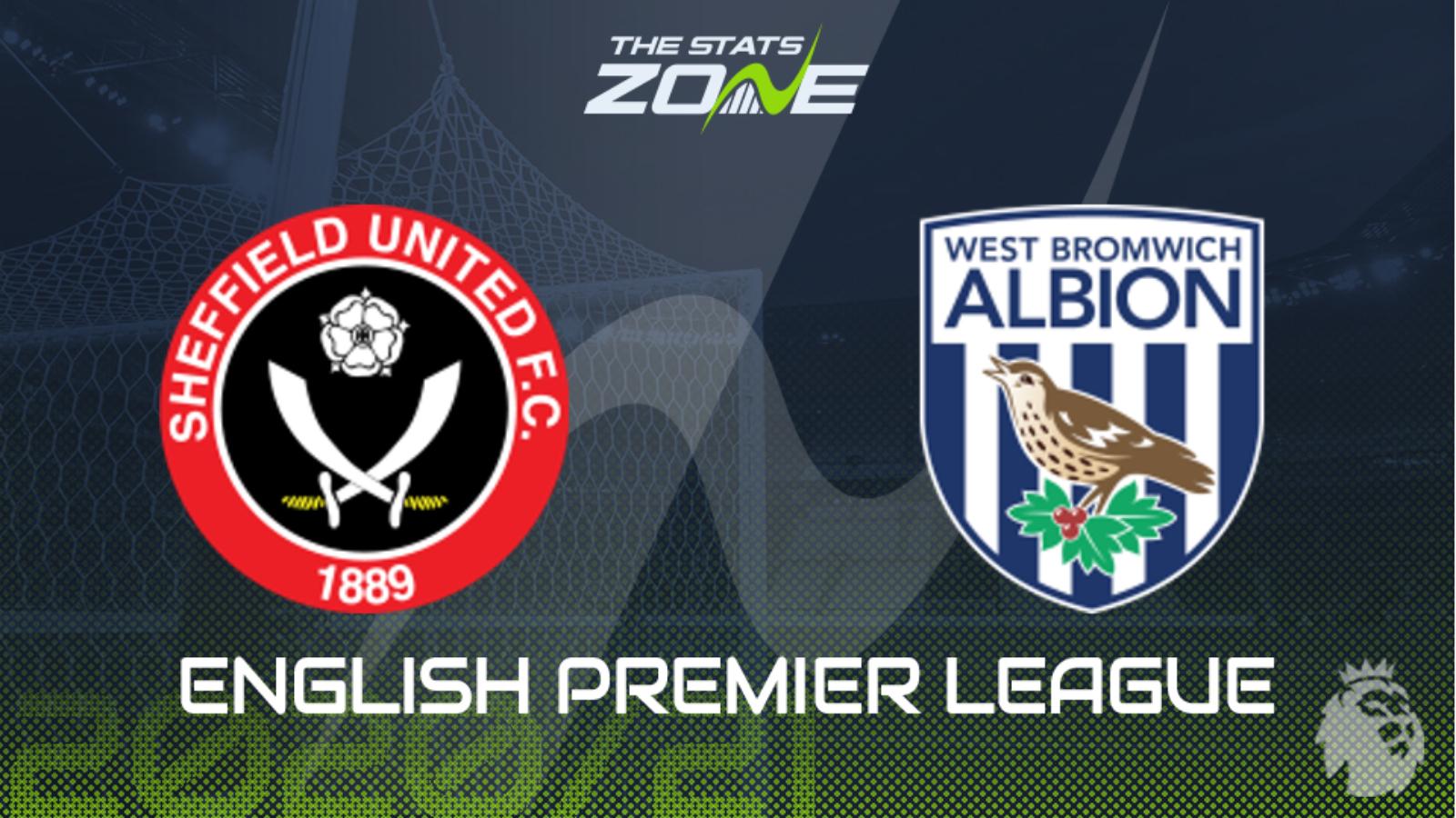 Sheffield United vs West Brom Highlights – Premier League 2020/21