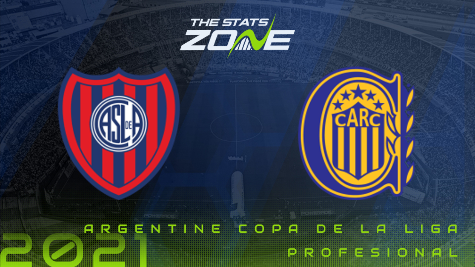 20 Copa de la Liga Profesional – San Lorenzo vs Rosario Central ...