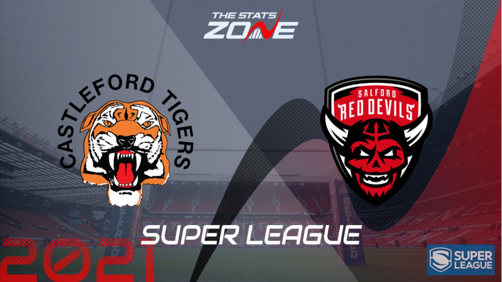 castleford tigers vs salford red devils super league 21 background.