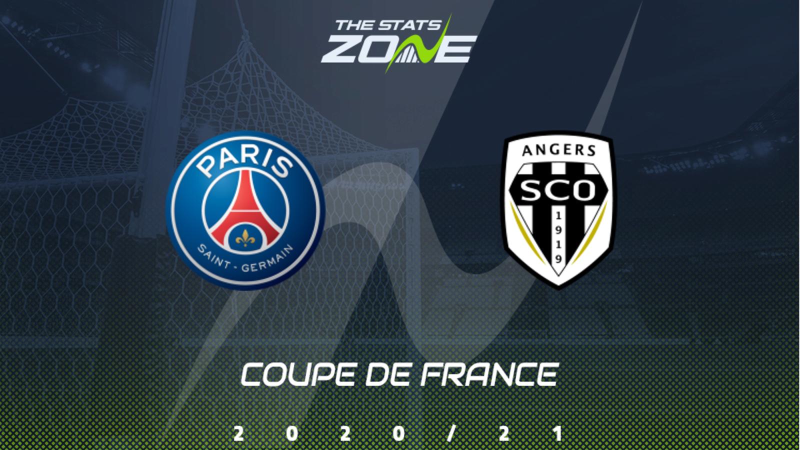 PSG vs Angers Full Match – Coupe De France 2020/21
