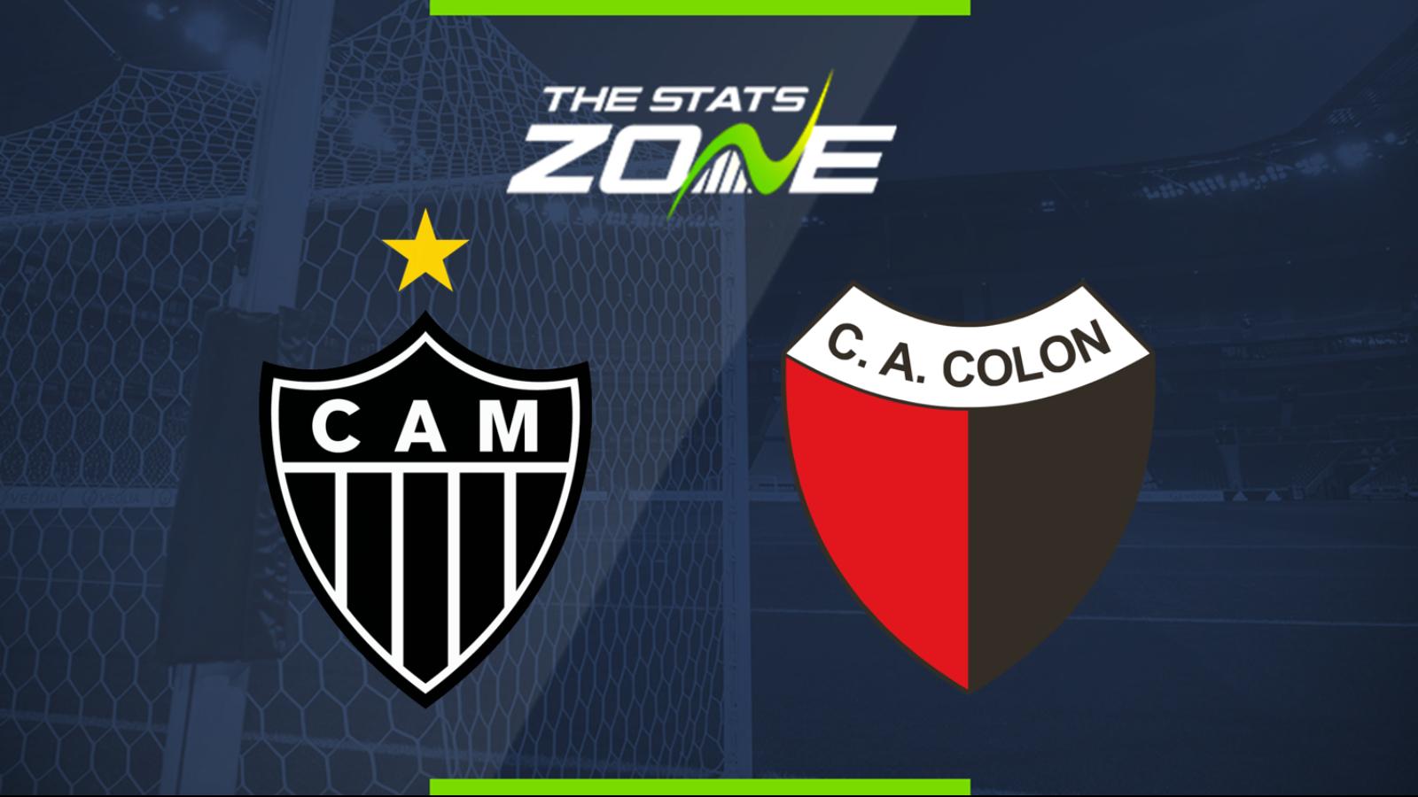 2019 Copa Sudamericana U2013 Atletico Mineiro Vs Colon De
