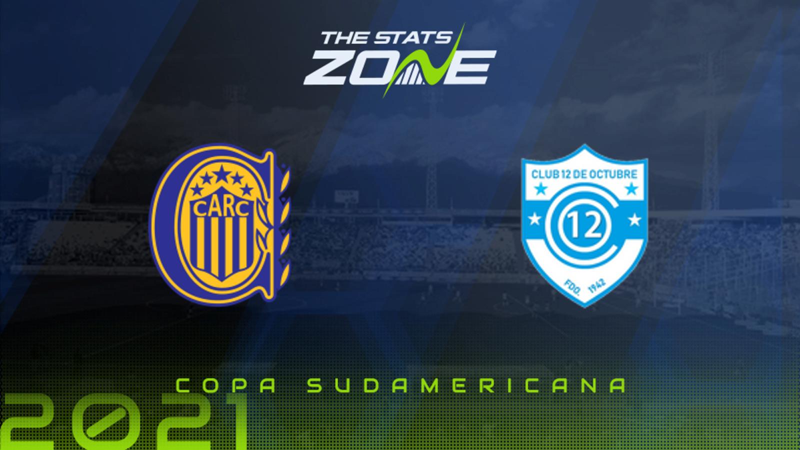 20 Copa Sudamericana – Rosario Central vs 20 de Octubre Preview ...