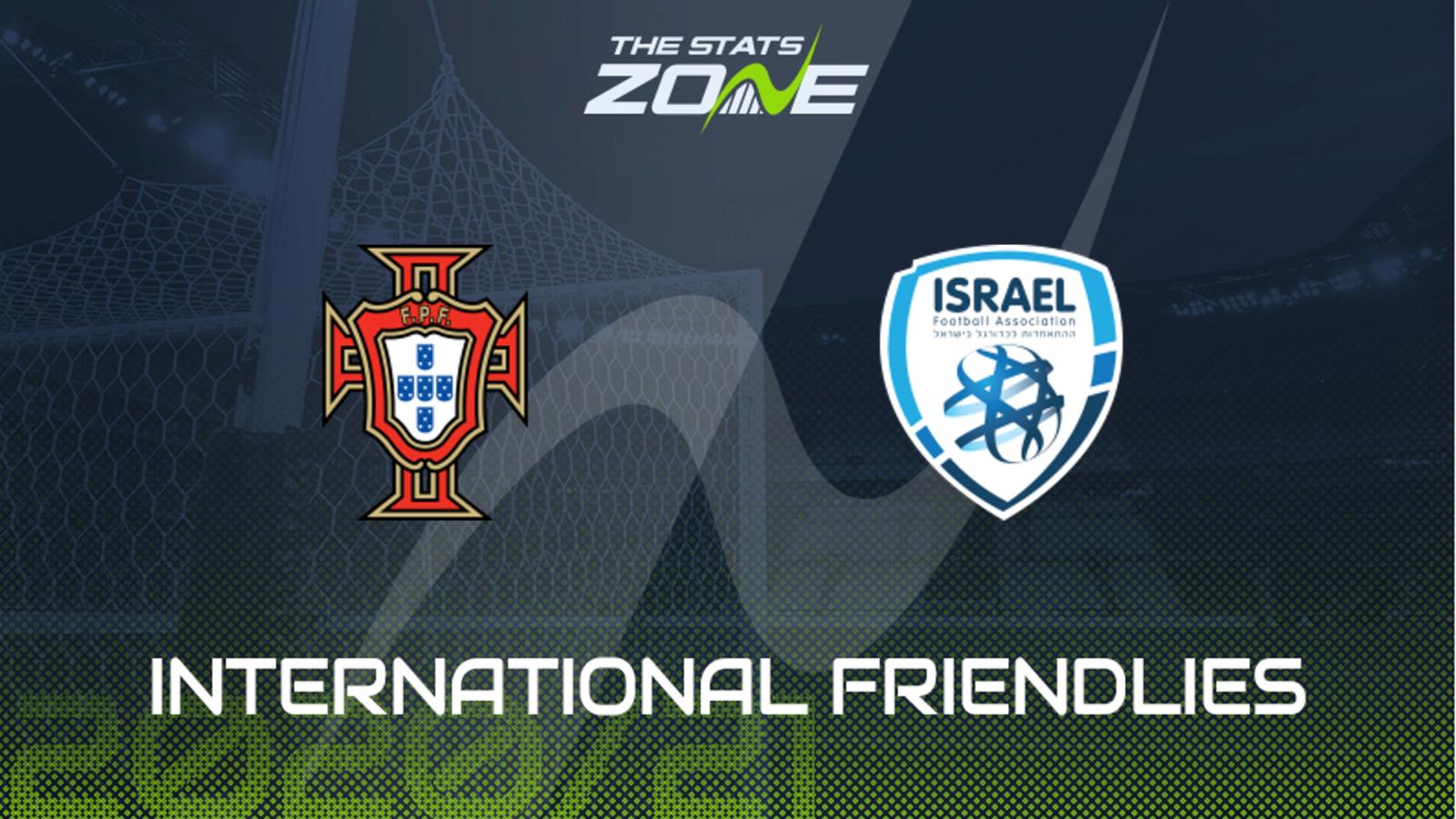 Portugal vs Israel Full Match & Highlights 09 June 2021