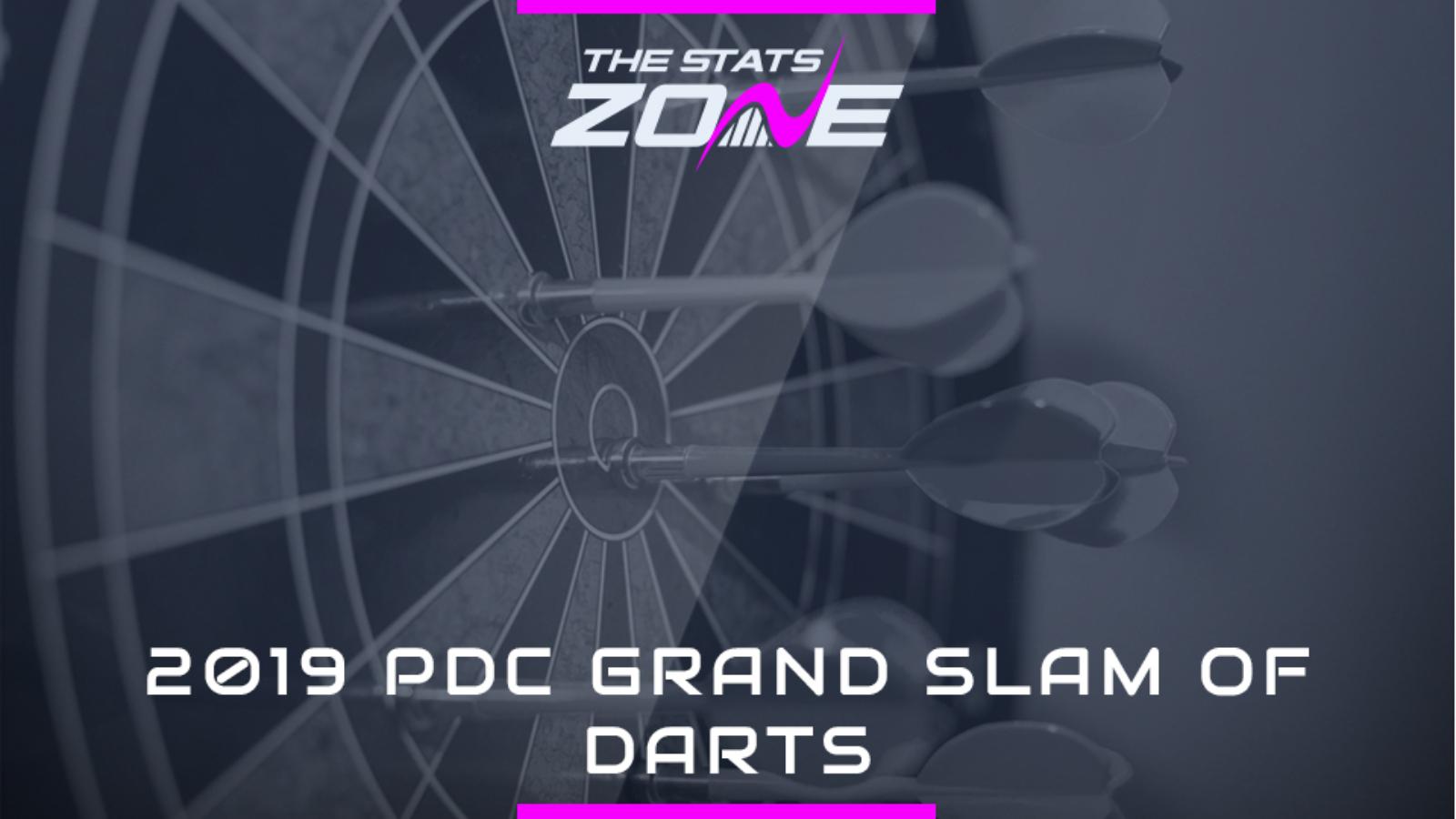 grand slam of darts 2019
