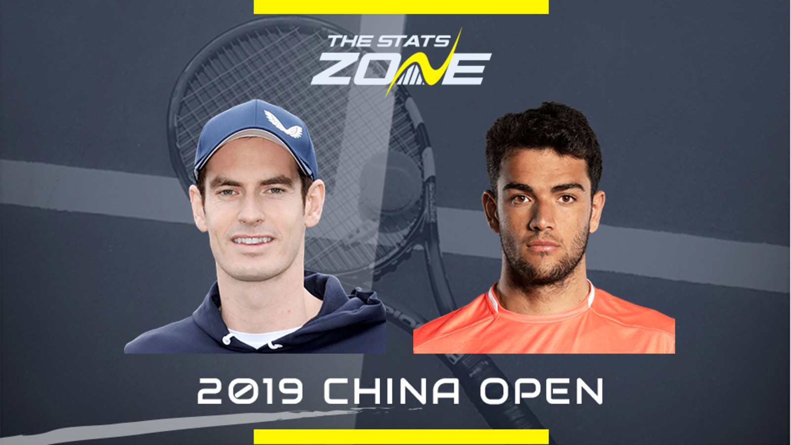 Andy Murray reflects on Matteo Berrettini win at Beijing