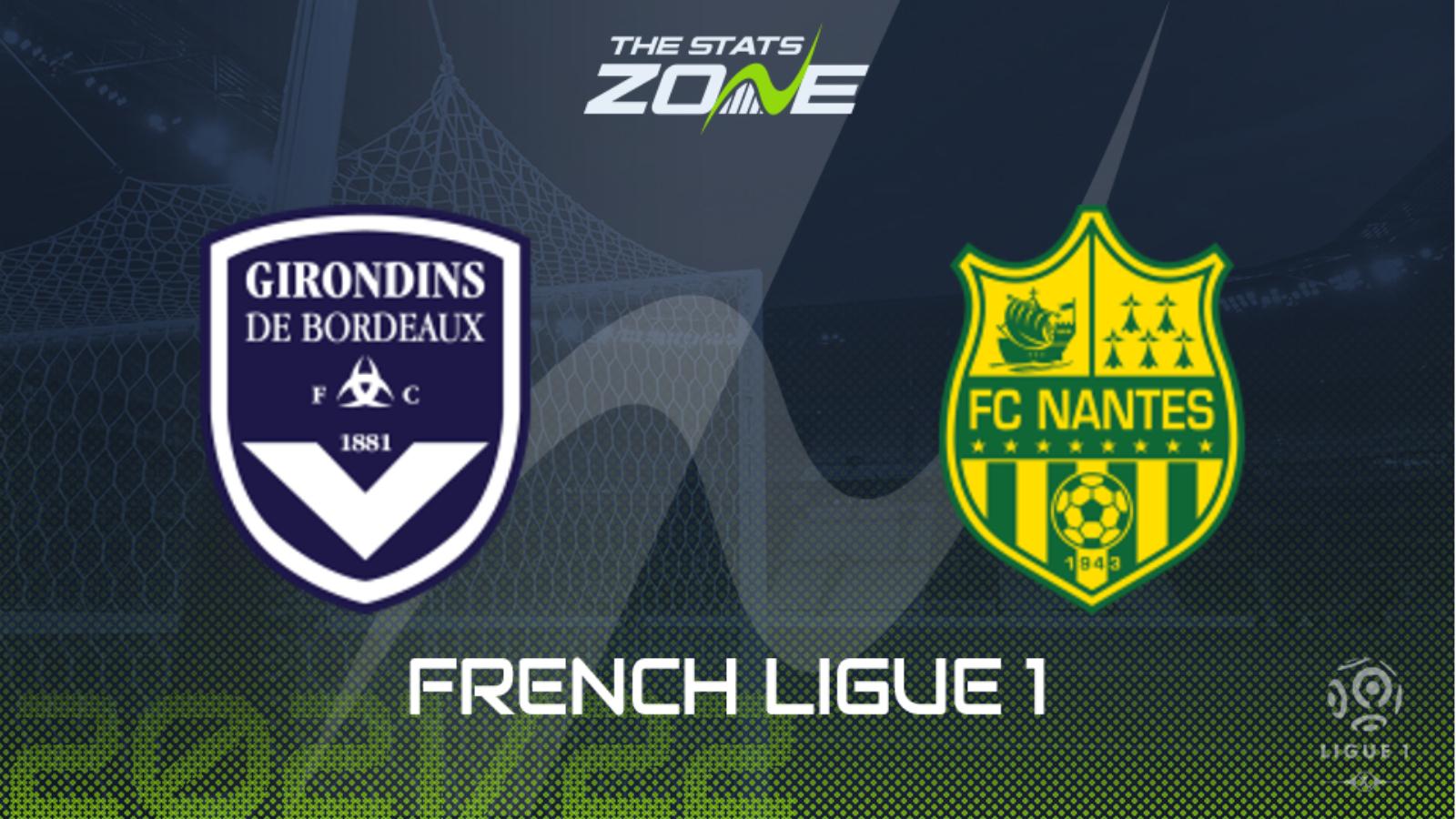 Bordeaux vs Nantes Highlights 17 October 2021