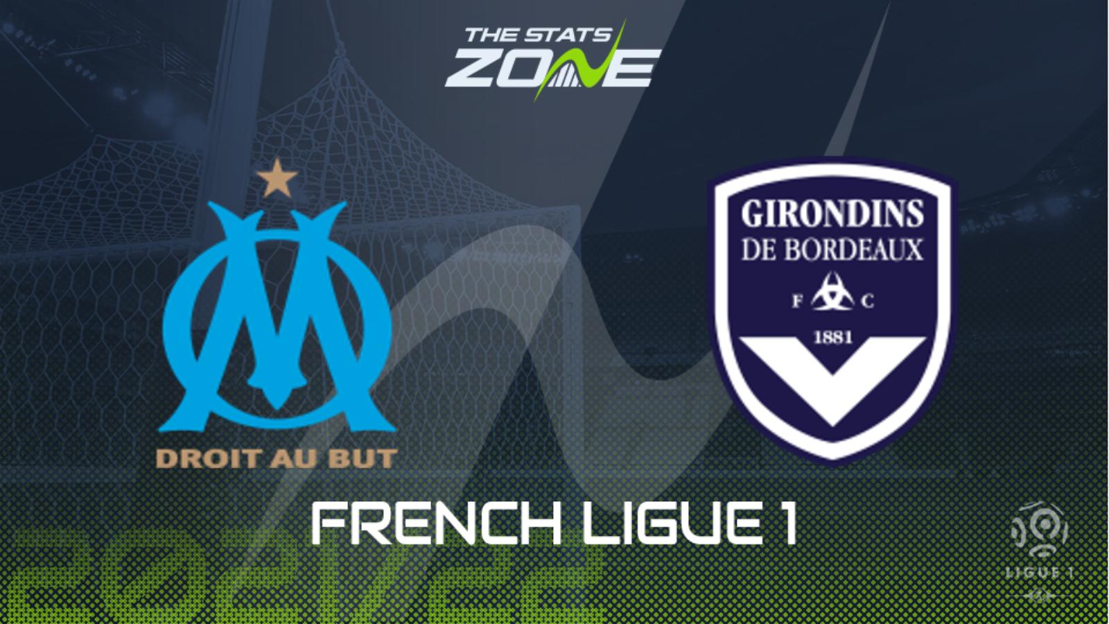 Marseille vs Bordeaux Highlights 15 August 2021