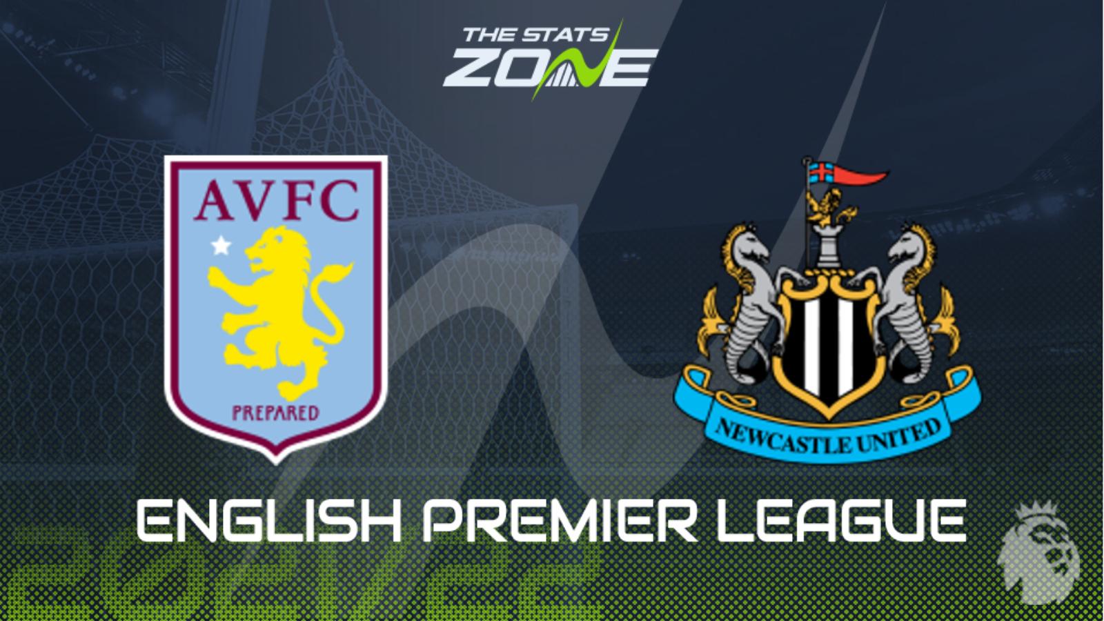 Aston Villa vs Newcastle United Highlights 21 August 2021