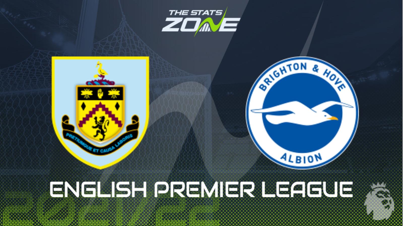 Burnley vs Brighton Highlights 14 August 2021