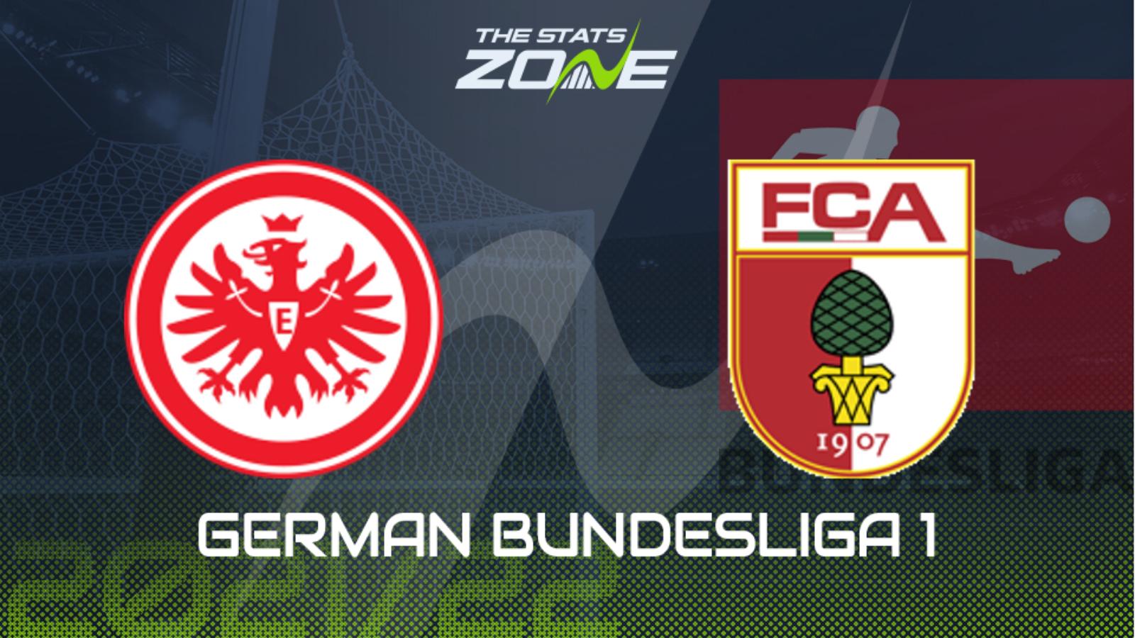 Frankfurt vs Augsburg Highlights 21 August 2021