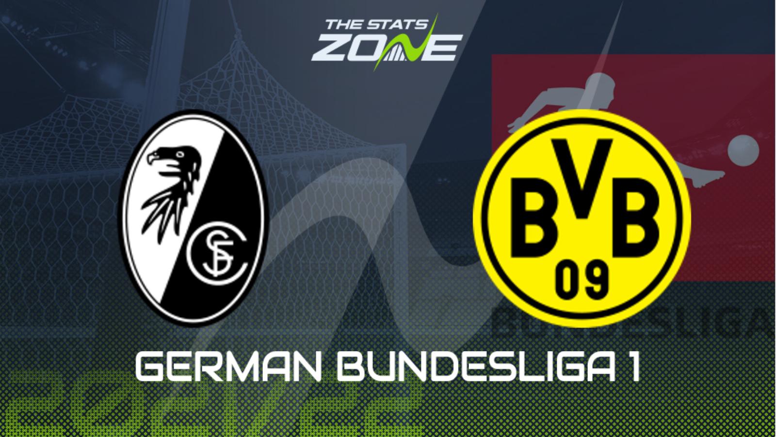 Freiburg vs Dortmund Full Match & Highlights 21 August 2021