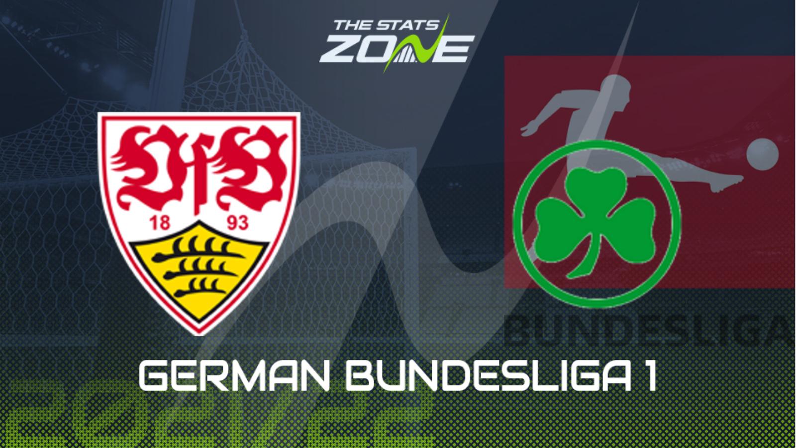 Stuttgart vs Greuther Furth Highlights 14 August 2021