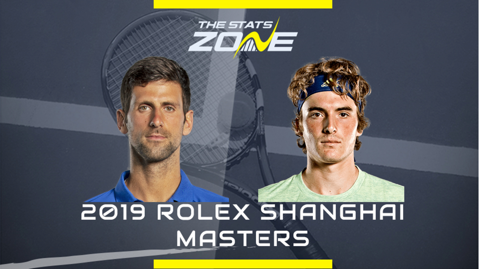 Nadal back on top as Tsitsipas dethrones Djokovic in Shanghai