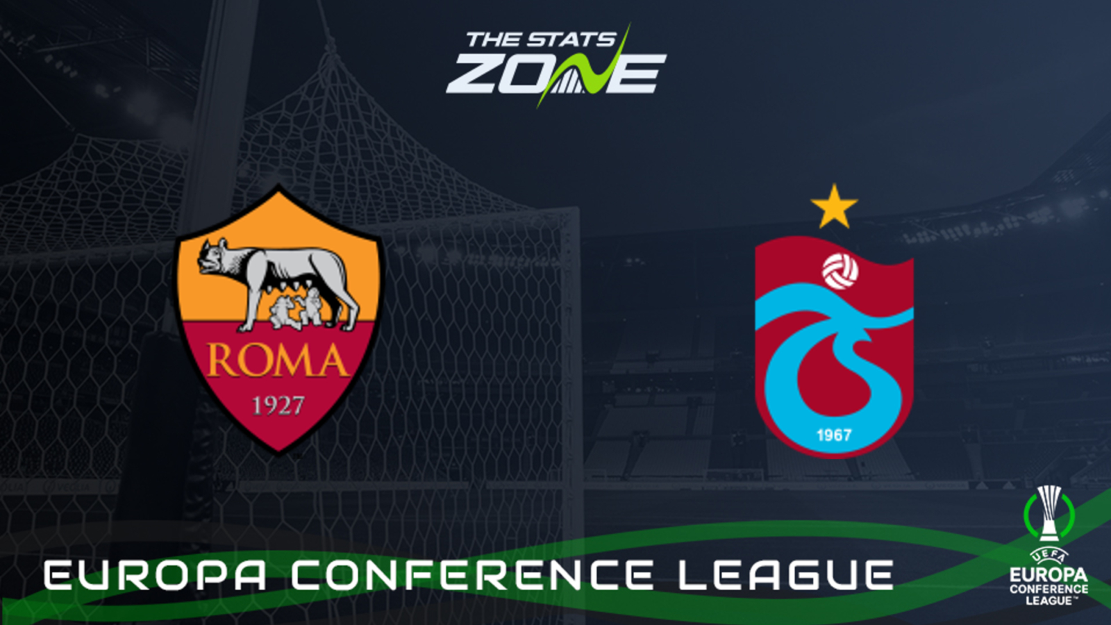 AS Roma vs Trabzonspor Highlights 25 August 2021