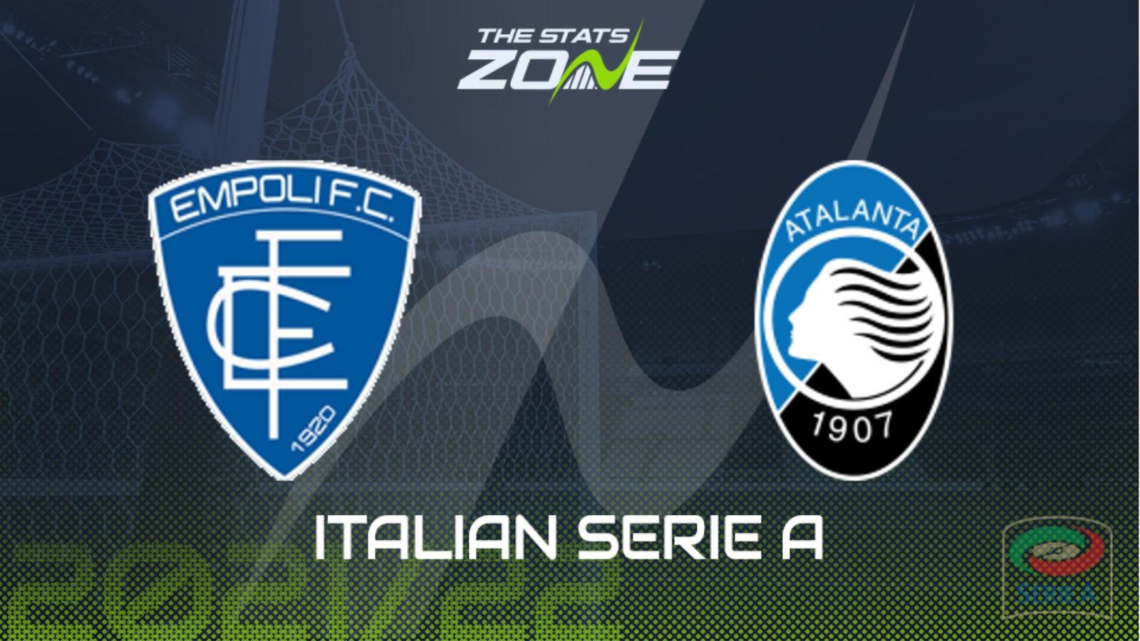 Empoli vs Atalanta Highlights 17 October 2021