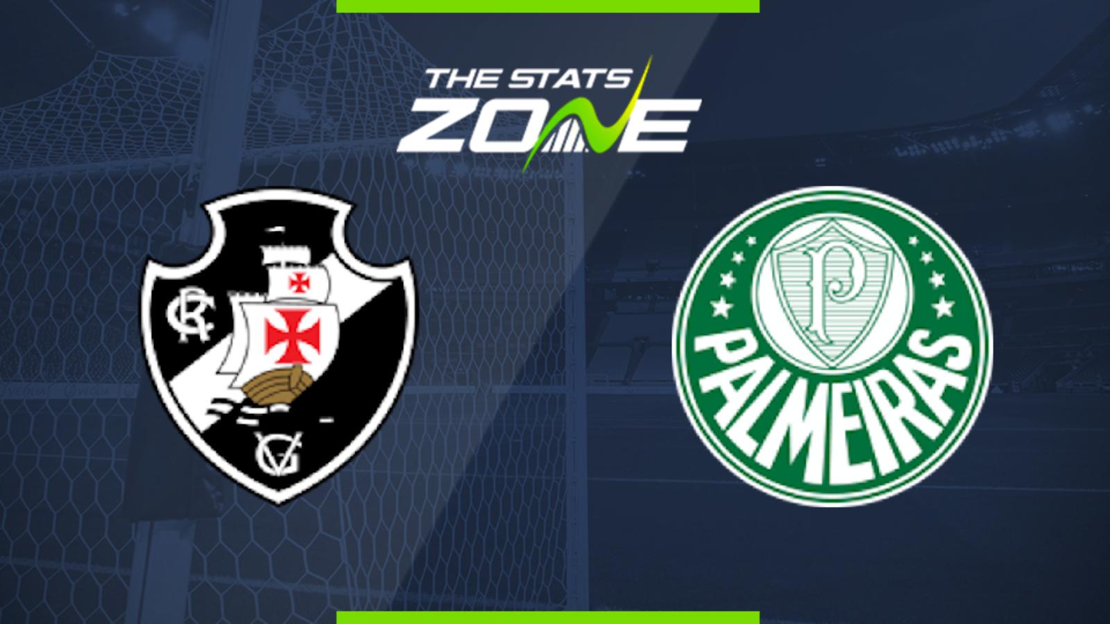 2019 Brazilian Serie A Vasco Da Gama Vs Palmeiras Preview